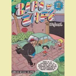 ZIPI Y ZAPE Nº426