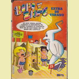 ZIPI Y ZAPE EXTRA DE VERANO 1975