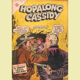 HOPALONG CASSIDY Nº 39