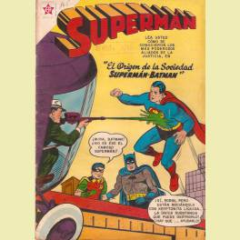 SUPERMAN Nº 165