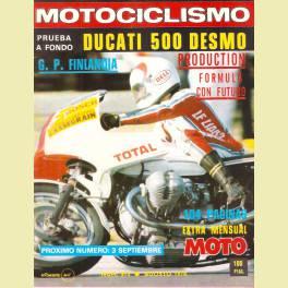 MOTICLISMO Nº 573 1978