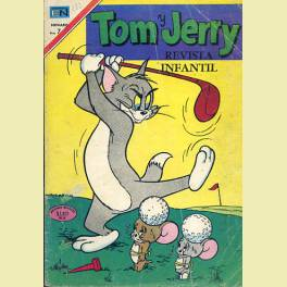 TOM Y JERRY Nº282