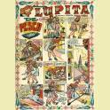 COMIC LUPITA DE EDICIONES FLORITA Nº16