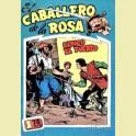 COLECCION COMPLETA EL CABALLERO ROSA REEDICION