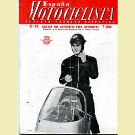 REVISTA ESPAÑA MOTOCICLISTA Nº49