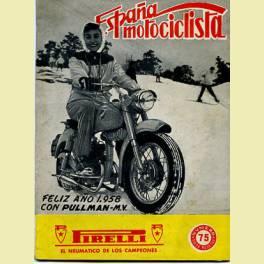 REVISTA ESPAÑA MOTOCICLISTA Nº75