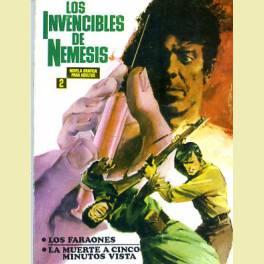 LOS INVENCIBLES DE NEMESIS Nº 2
