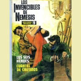 LOS INVENCIBLES DE NEMESIS Nº 9