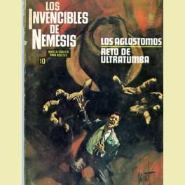 LOS INVENCIBLES DE NEMESIS Nº10