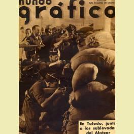 REVISTA MUNDO GRAFICO Nº1299 AÑO 1936