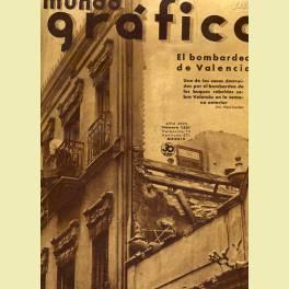 REVISTA MUNDO GRAFICO Nº1299 MAYO 1937