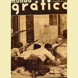 REVISTA MUNDO GRAFICO Nº1291 JULIO 1936