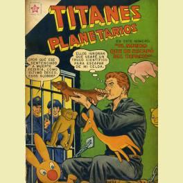TITANES PLANETARIOS Nº 71