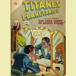 TITANES PLANETARIOS Nº 79
