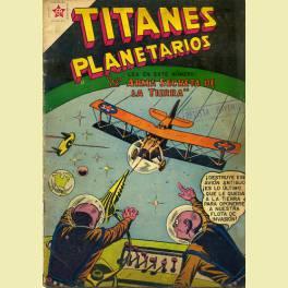 TITANES PLANETARIOS Nº 61