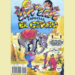 ZIPI Y ZAPE ESPECIAL Nº115