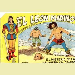 EL LEON MARINO Nº12