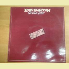 LP ERIC CLAPTON/ANOTHER TICKET