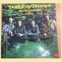 LP ERIC CLAPTON /DEREK & THE DOMINOS