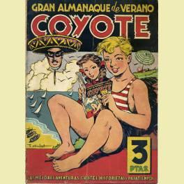 GRAN ALMANAQUE DE VERANO EL COYOTE AÑO 1947