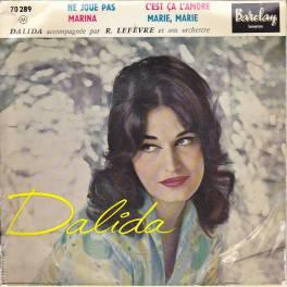 EP DALIDA NE JOUE PAS + 3