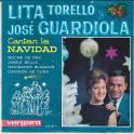 EP LITA TORELLO JOSE GUARDIOLA CANTAN LA NAVIDAD