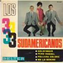 EP LOS 3 SUDAMERICANOS GOLDFINGER + 3