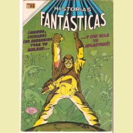 HISTORIAS FANTASTICAS Nº240