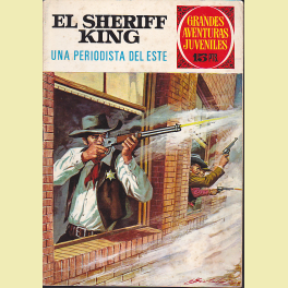 EL SHERIFF KING Nº 31 1ª EDICION