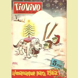 TIO VIVO ALMANAQUE 1962