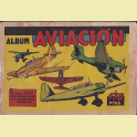 ALBUM INCOMPLETO AVIACION