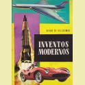 ALBUM INCOMPLETO INVENTOS MODERNOS