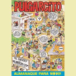 ALMANAQUE PULGARCITO 1972