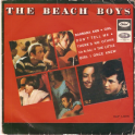 EP THE BEACH BOYS - BARBARA ANN