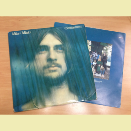 LP MIKE OLDFIELD OMMADAWN
