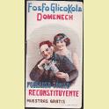 CALENDARO DE BOLSILLO FOSFOGLICOKOLA PARA 1914