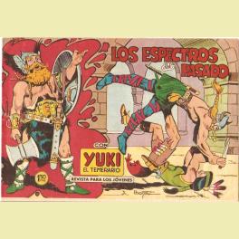 YUQUI EL TEMERARIO Nº 54