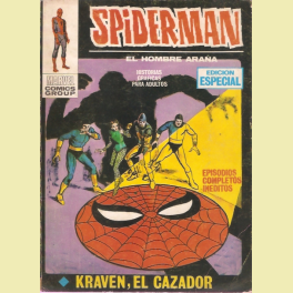 SPIDERMAN Nº 7