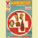 LOS 4 FANTASTICOS Nº11