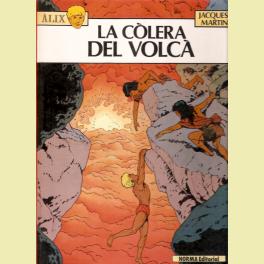 COMIC ALIX LA COLERA DEL VOLCA