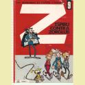 COMIC ESPIRU Y FANTASIO Nº 9 ESPIRU CONTRA ZORGLUB