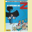 COMIC ESPIRU I FANTASTIC Nº18 EL RETON DE Z