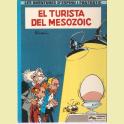 COMIC ESPIRU I FANTASTIC Nº11 EL TURISTA DEL MESOZOIC