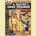 COMIC BLAKE Y MORTIMER Nº1 EL MISTERIO DE LA GRAN PIRAMIDE