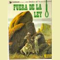 COMIC TENIENTE BLUEBERRY Nº10 FUERA DE LA LEY
