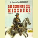 COMIC TENIENTE BLUEBERRY Nº25 LOS DEMONIOS DEL MISSOURI