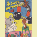 Album completo Alegres Historietas de Tom y Jerry Editorial Fher