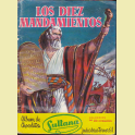 Album completi Los Diez Mandamientos Chocolates Sultana