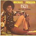 SINGLE MICHAEL JACKSON - BEN