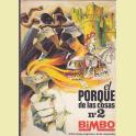 Album completo El Porque de las Cosas nº 2 BIMBO